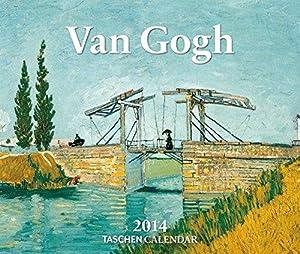 Van Gogh 2014 (Taschen Tear-off Calendars): Taschen