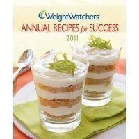 Weight Watchers Annual Recipes for Success 2011