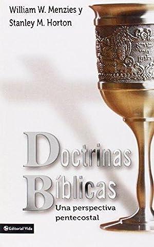Doctrinas bíblicas: Menzies, William W.;