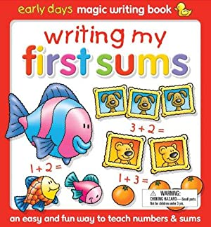 Early Days Magic Writing Book: Writing My: Team, Top That