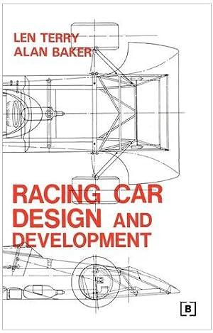 Racing Car Design and Development: Terry, Len; Baker,