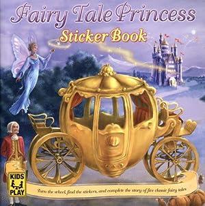 Fairy Tale Princess Sticker Book: DK Publishing
