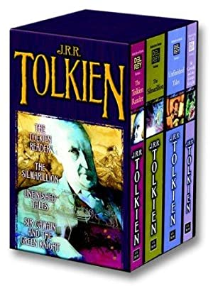 Tolkien Fantasy Tales Box Set (The Tolkien: Tolkien, J.R.R.