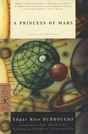 A Princess of Mars: Burroughs, Edgar Rice