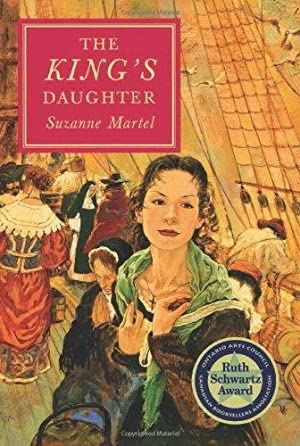 The King's Daughter: Martel, Suzanne