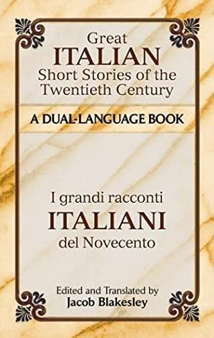 Great Italian Short Stories of the Twentieth