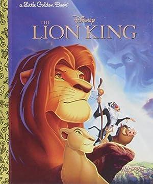 The Lion King (Little Golden Book): Disney