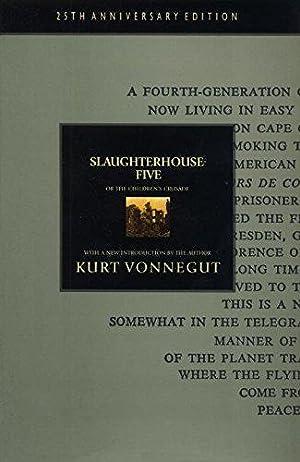 Slaughterhouse-Five: Or The Children's Crusade, A Duty: Vonnegut, Kurt