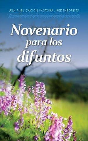Novenario Para Los Difuntos: Misioneros Redentoristas (Spanish: Redentoristas, Misionaros