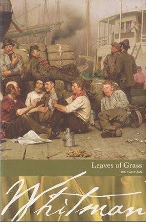 Leaves of Grass: walt-whitman