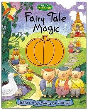 Fairy Tale Magic (Magic Window Lg Format): Swordy, Gillian