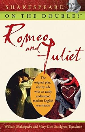 Shakespeare on the Double! Romeo and Juliet: Shakespeare, William