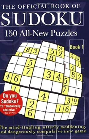 The Official Book of Sudoku: Book 1: Plume
