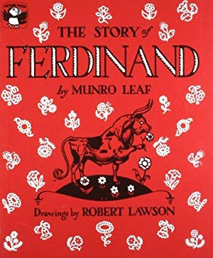 The Story of Ferdinand (Picture Puffins): Leaf, Munro