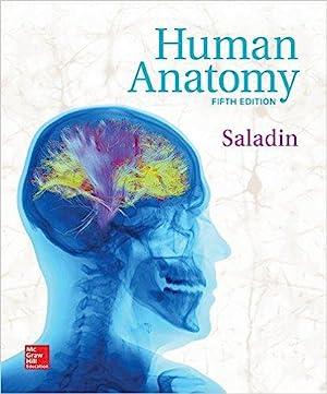 Human Anatomy 5th Edition (PDF): Kenneth Saladin
