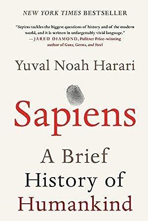 Sapiens A Brief History of Humankind (Audio: Yuval Noah Harari,
