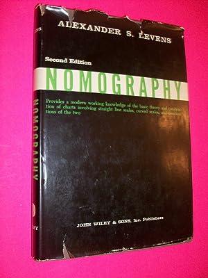 NOMOGRAPHY: LEVENS ALEXANDER S.