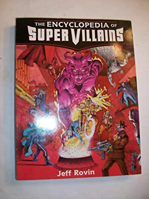 Encyclopedia of Supervillains: Jeff Rovin