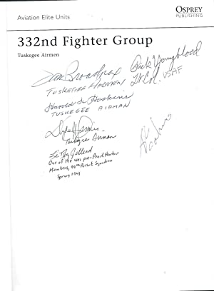 332nd Fighter Group: Tuskegee Airmen: Bucholtz, Chris