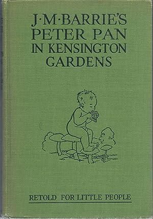 peter pan kensington gardens - Seller-Supplied Images - AbeBooks