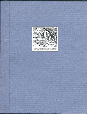 Antique and Unusual Bridges of the Redwood: Bentley, Wilder