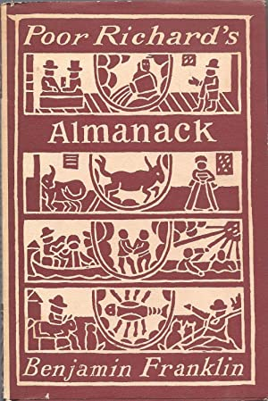 Poor richards almanack online dating