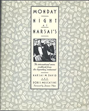 Monday Night at Narsai's: An International Menu Cookbook from the Legendary Restaurant