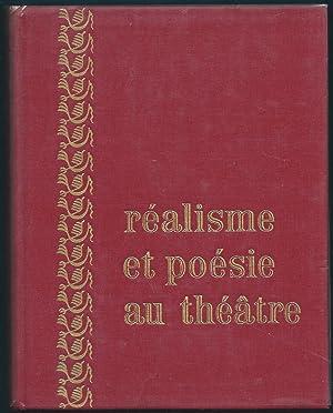 Realisme Et Poesie Au Theatre: etudes D'Andre Bonnard . [et Al.]: Bonnard, Andre;Jacquot, Jean