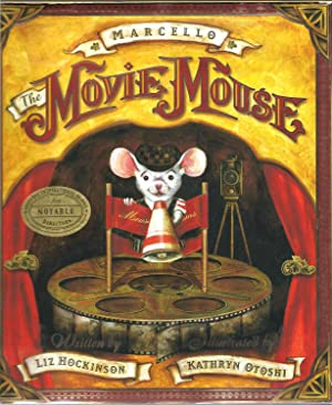 Marcello the Movie Mouse
