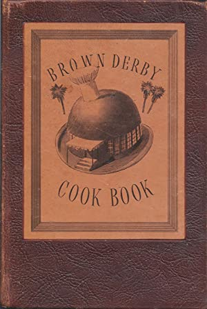 Brown Derby Cook Book