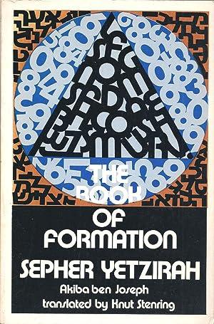Book of Formation-Sepher Yetzirah: Akiba Ben, Joseph