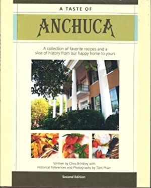 A Taste of Anchuca Historic Mansion & Inn