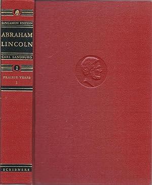 Abraham Lincoln (in 6 volumes): Sandburg, Carl