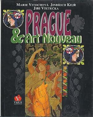 Prague & Art Nouveau: Marie Vitochova; Jindrich