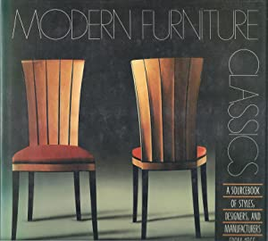 Modern Furniture Classics: Stimpson, Miriam