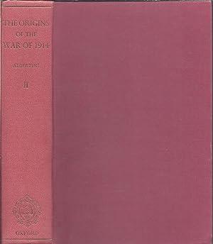 The Origins of the War of 1914: Albertini, Luigi (trans.