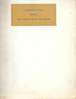 Galileo's Letter about the Libration of the: Prete, Sesto
