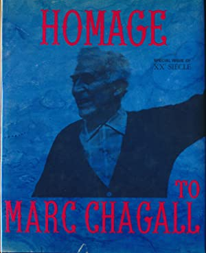 Homage To Marc Chagall Special Issue of: di San Lazzaro,
