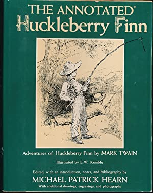 The Annotated Huckleberry Finn: The Adventures of: Twain, Mark (Edited