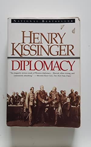 kissinger henry a - diplomacy - Seller-Supplied Images