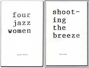 Shooting the Breeze / Four Jazz Women: WEBER, Mark /