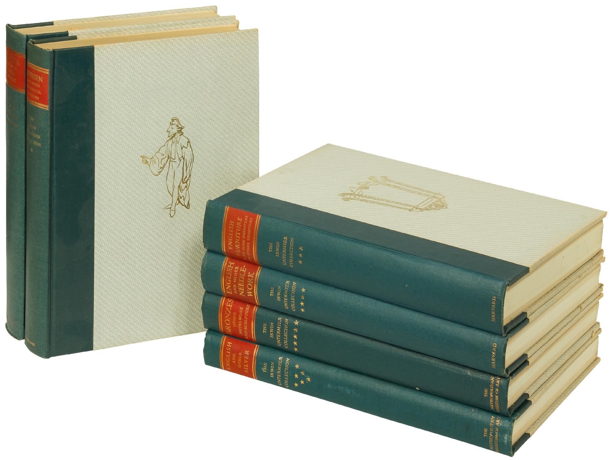 The Irwin UnterMYER COLLECTION [IN SIX VOLUMES]