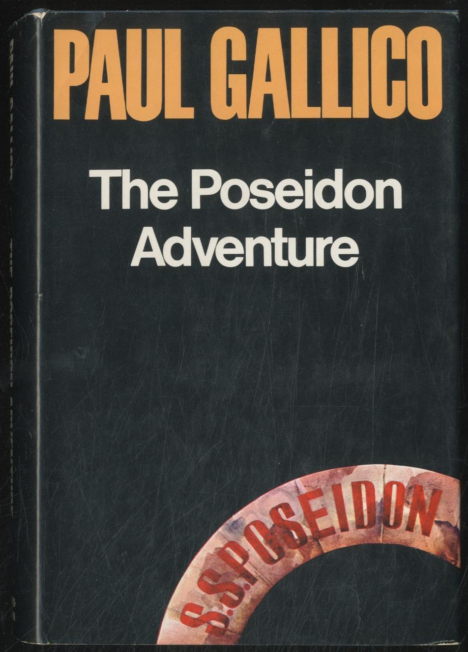 The Poseidon Adventure GALLICO, Paul