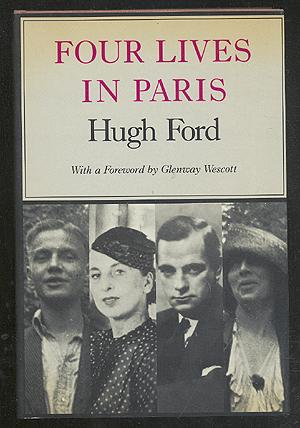 North Point Ford >> Four Lives In Paris By Ford Hugh North Point Press San Francisco