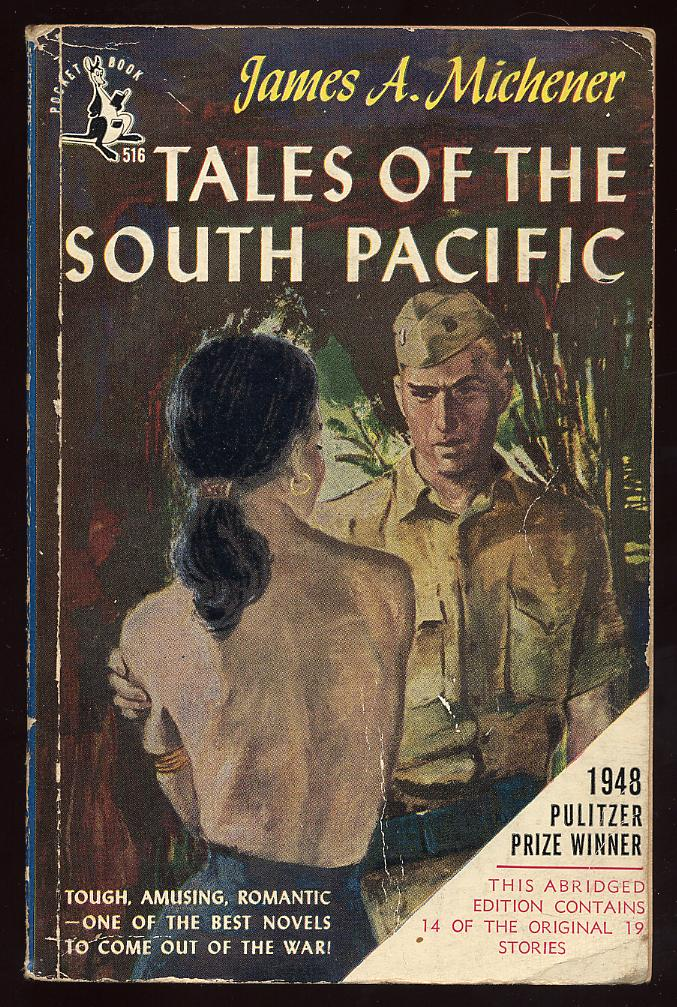 Tales Of The South Pacific By James Michener AbeBooks - Tales of the south pacific