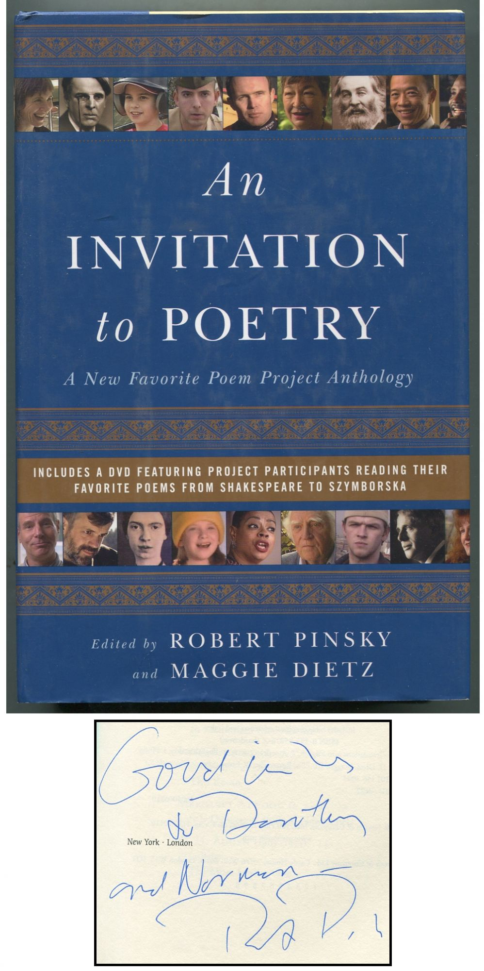 An Invitation To Poetry A New Favorite Poem