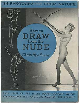 How to Draw from the Nude PROVOST, Charles Hope