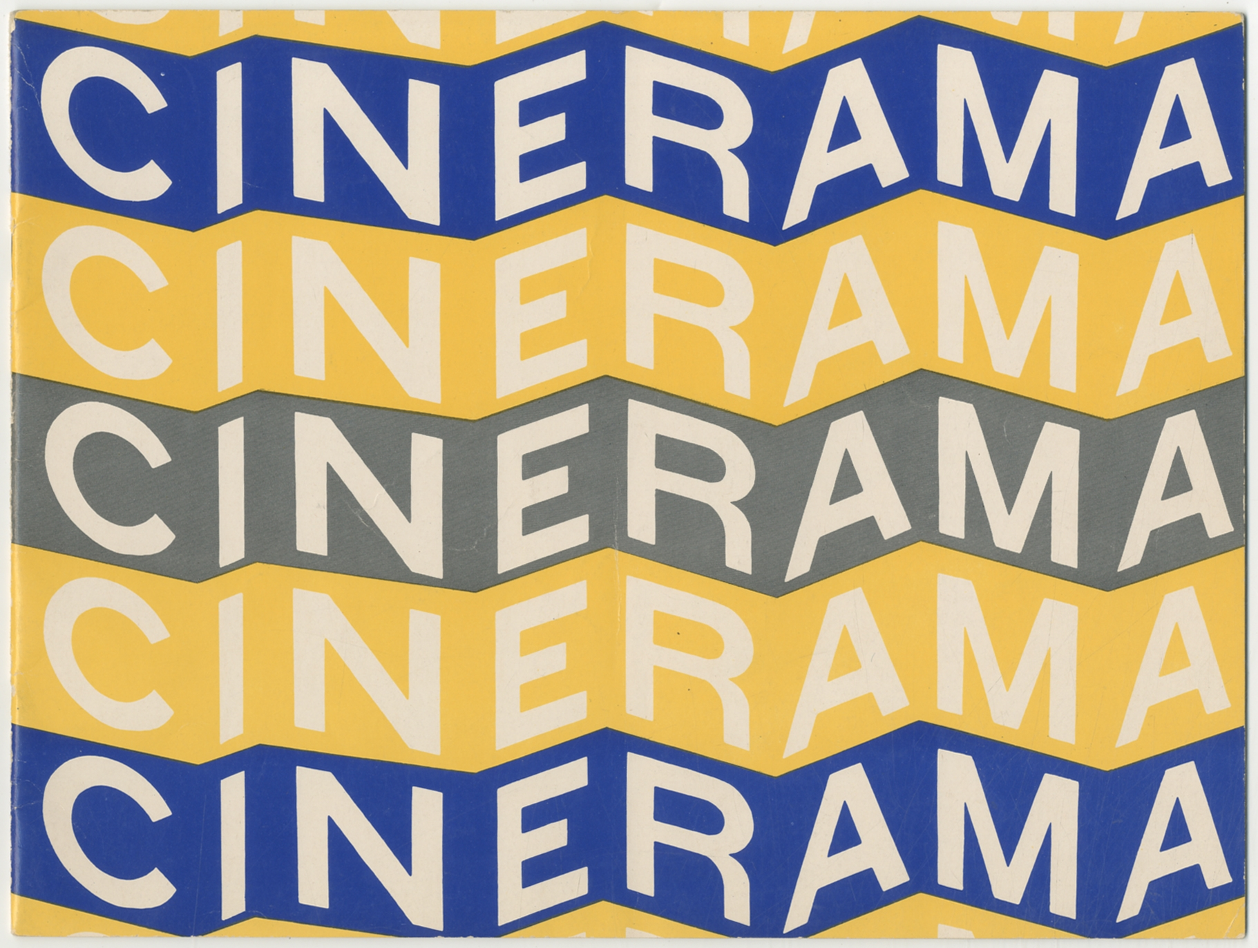(Program): This is Cinerama Fine