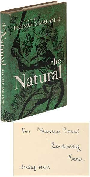 the unforgetable characters in the natural by bernard malamud Bernard malamud was born in 1914 in brooklyn  the natural, was even turned into unforgettable novel malamud's themes.