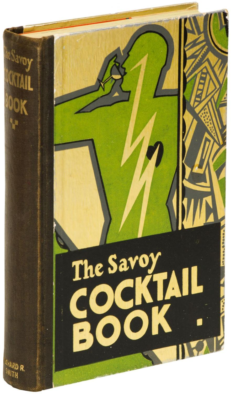 the savoy cocktail book abebooks
